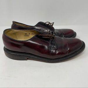 Churchill Men's Derby Dress Shoes Size 8.5